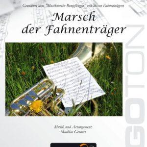 Marsch der Fahnenträger von Mathias Gronert