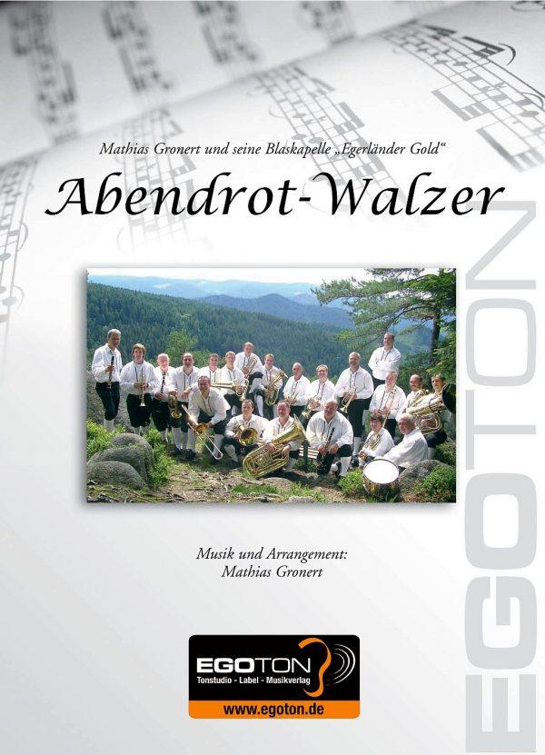 Abendrot-Walzer von Mathias Gronert