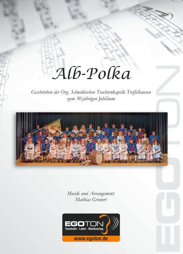 Alb-Polka von Mathias Gronert