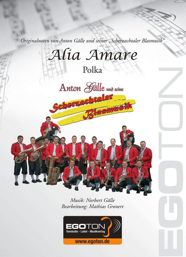Alia Amare Polka von Norbert Gälle
