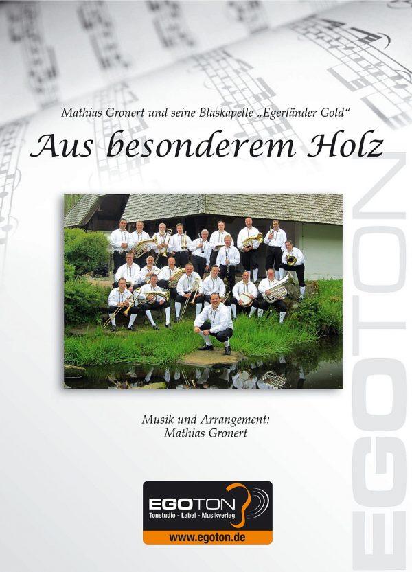 Aus besonderem Holz, Polka von Mathias Gronert