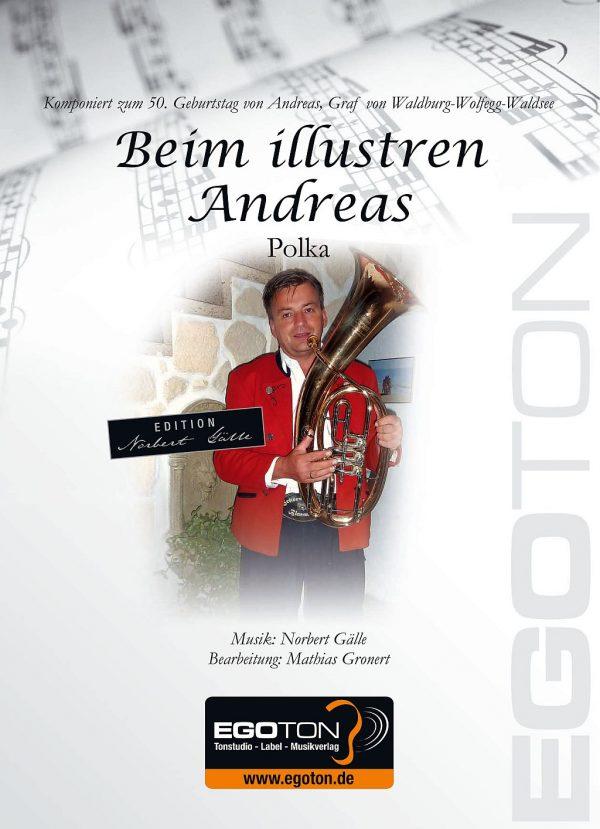 Beim illustren Andreas, Polka von Norbert Gälle