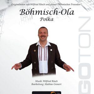 Böhmisch-Ola, Polka von Wilfried Rösch