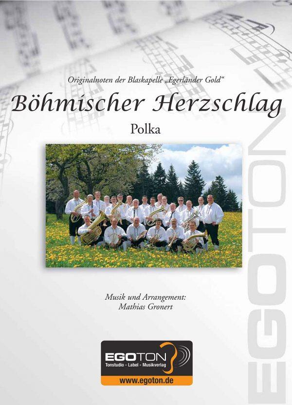 Böhmischer Herzschlag, Polka von Mathias Gronert