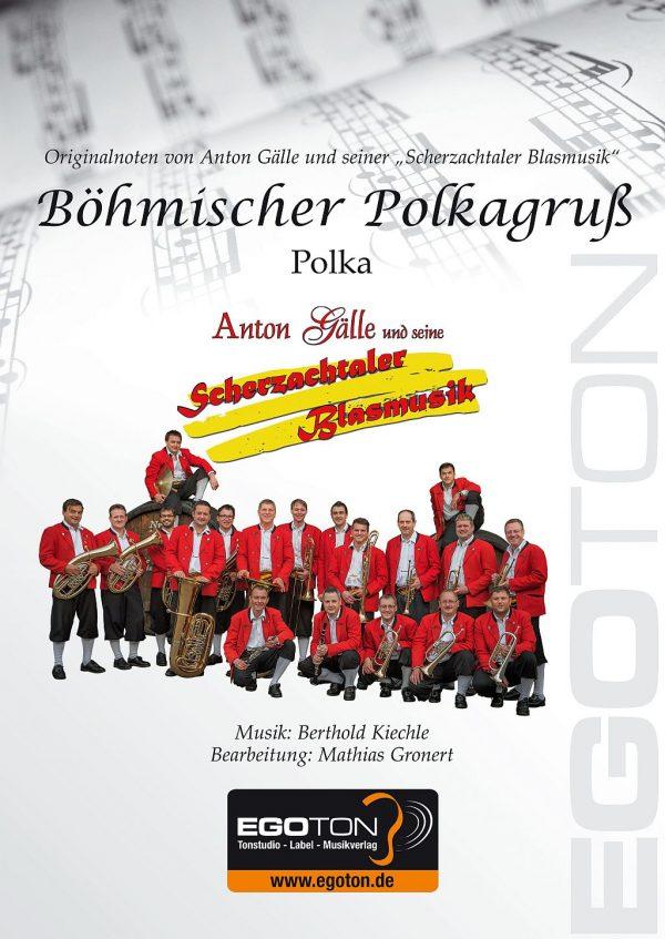 Böhmischer Polkagruß von Berthold Kiechle