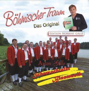 """CD-""""Böhmischer Traum - Das Original"""" von Norbert Gälle"""