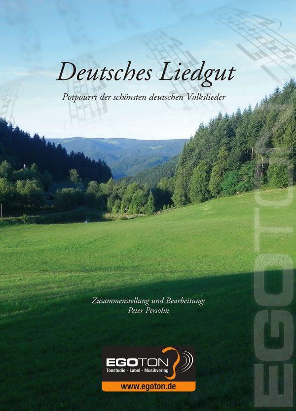 Deutsches Liedgut, Volkslieder-Medley von Peter Persohn