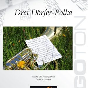 Drei Dörfer-Polka von Mathias Gronert