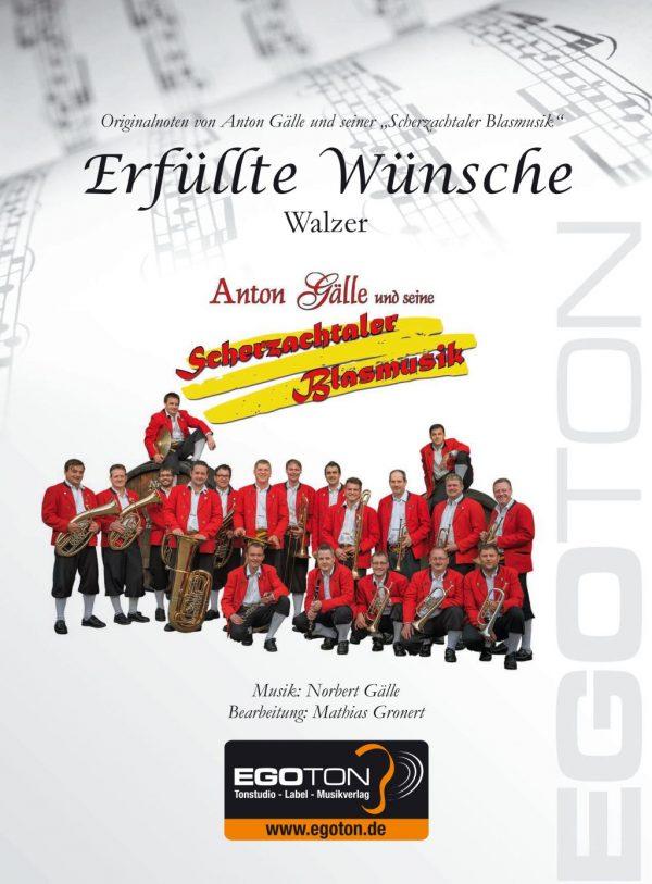 erfüllte Wünsche, Walzer von Norbert Gälle