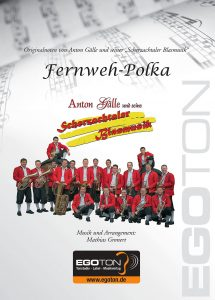 Fernweh-Polka, Polka von Mathias Gronert