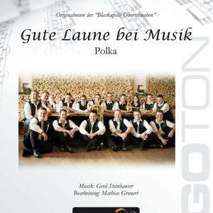 Gute Laune bei Musik, Polka von Gerd Steinhauser