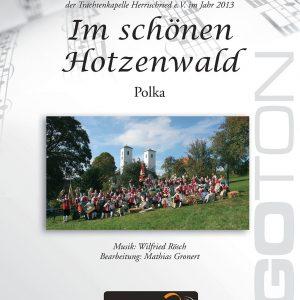 Im schönen Hotzenwald, Gesangspolka von Wilfried Rösch