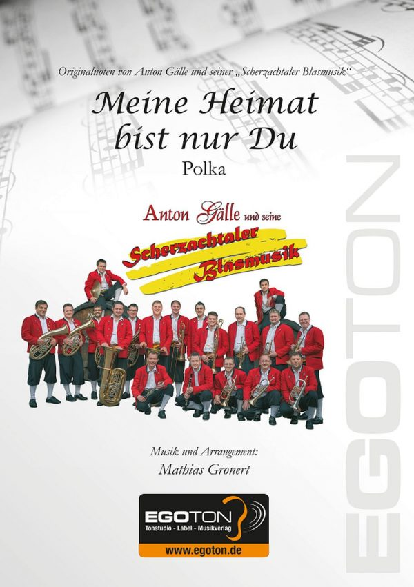 """""""Meine Heimat bist nur Du"""" von Mathias Gronert"""