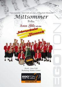 Mittsommer, Polka von Anton Gälle