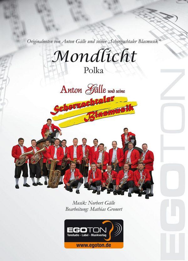 Mondlicht, Polka von Norbert Gälle