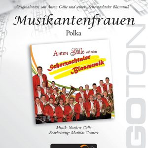Musikantenfrauen, Polka von Norbert Gälle