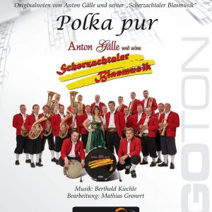 Polka pur von Berthold Kiechle
