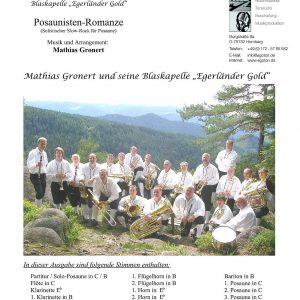 Posaunisten-Romanze, Posaunen-Solo von Mathias Gronert