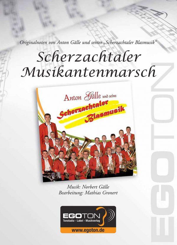 Scherzachtaler Musikantenmarsch von Norbert Gälle
