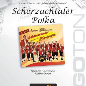 Scherzachtaler Polka von Mathias Gronert