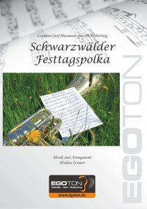 Schwarzwälder Festtagspolka von Mathias Gronert