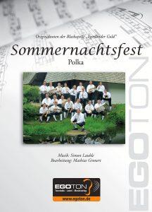 Sommernachtsfest, Polka von Simon Lauble