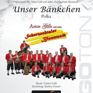 Unser Bänkchen, Polka von Norbert Gälle
