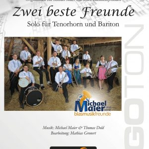 """""""Zwei beste Freunde"""" von Michael Maier"""